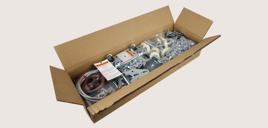 Garage Door Hardware Kits Guardian