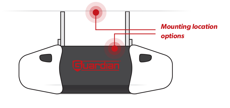 Installing the beam Controller | Guardian on